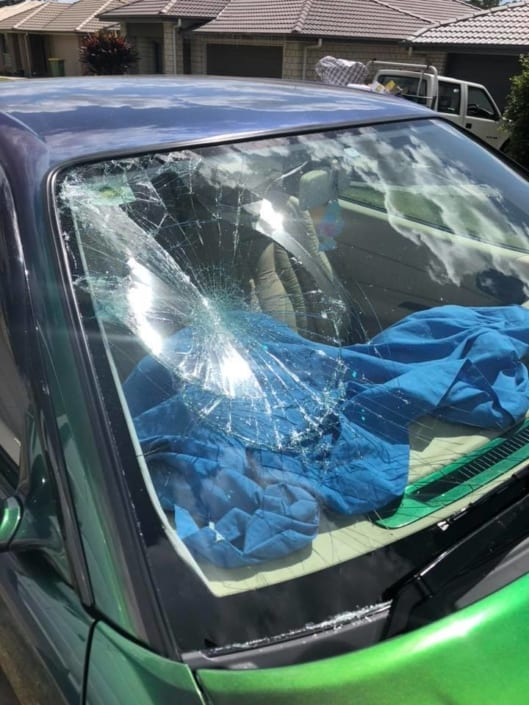 Windscreen Replacement Brisbane Cracked Glass - Smashed Window Replacement