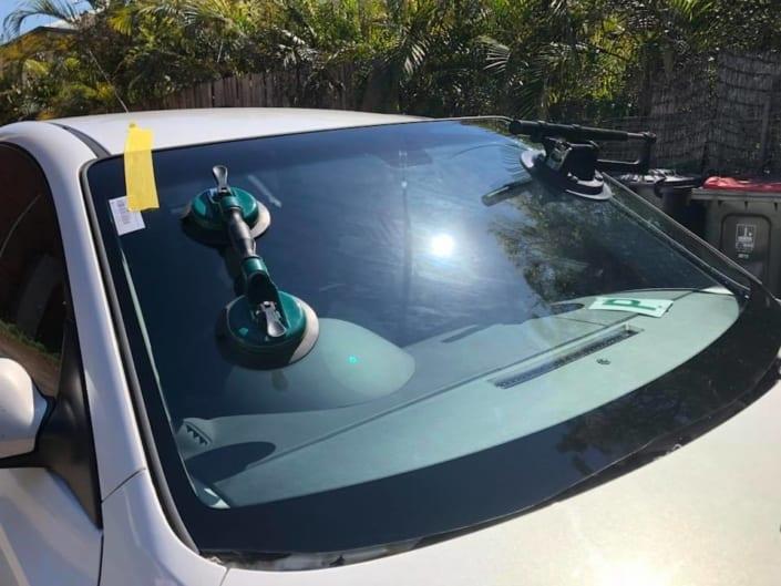 Windscreen Replacement Brisbane Van