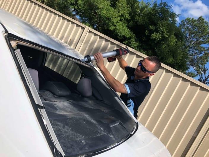Car Windscreen Repair Replacement Autoglass Brisbane - Vehicle Windscreen Repairs