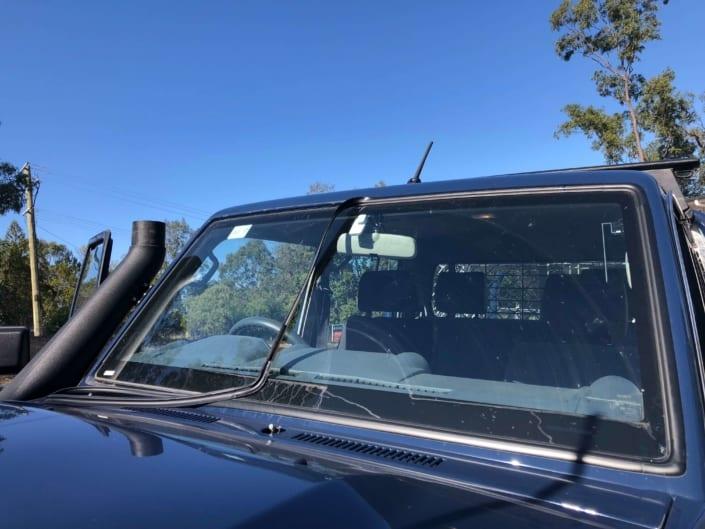 Windscreen Repair Replacement Autoglass 4WD Brisbane Gold Coast - Fleet Vehicles