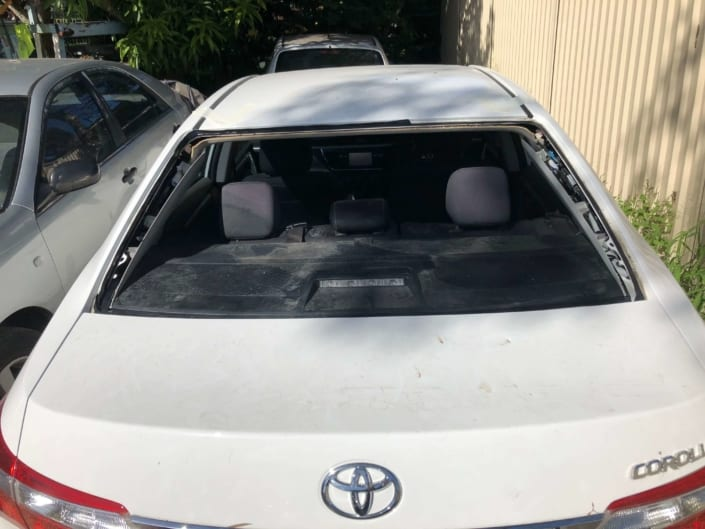 Windscreen Repair Replacement Autoglass Back Window - South Brisbane, Logan City